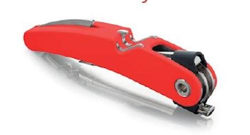 Single Pull Corkscrew red