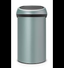 Touch Bin®, 60 Ltr Metallic Mint