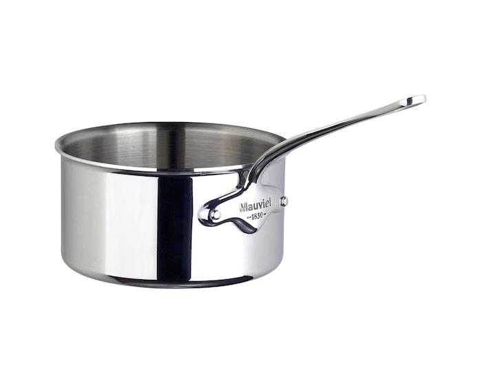 Cook Style Kasserolle 1,8L blank stål