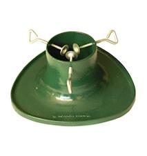 Julgransfot Trio - Grön