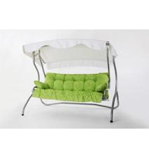 Hammock Monica 3-sits Grön