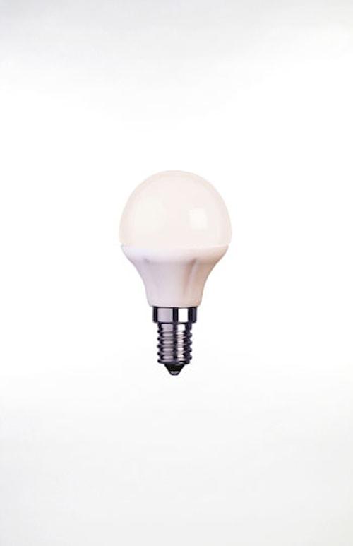 Lyskilde LED Klot Opal
