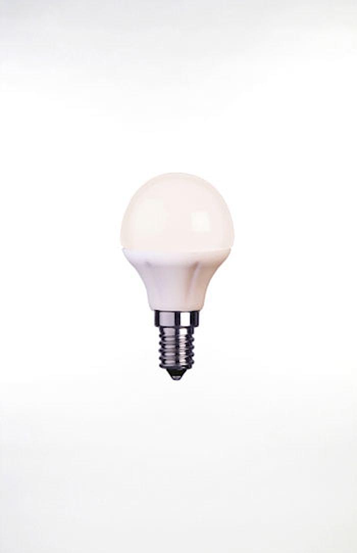 Ljuskälla LED Klot Opal