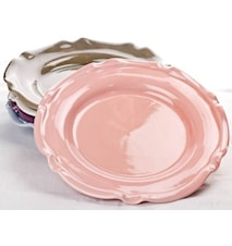Provence Tallrik Rosa 25 cm