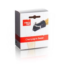 Champagne Saver/Server Svart