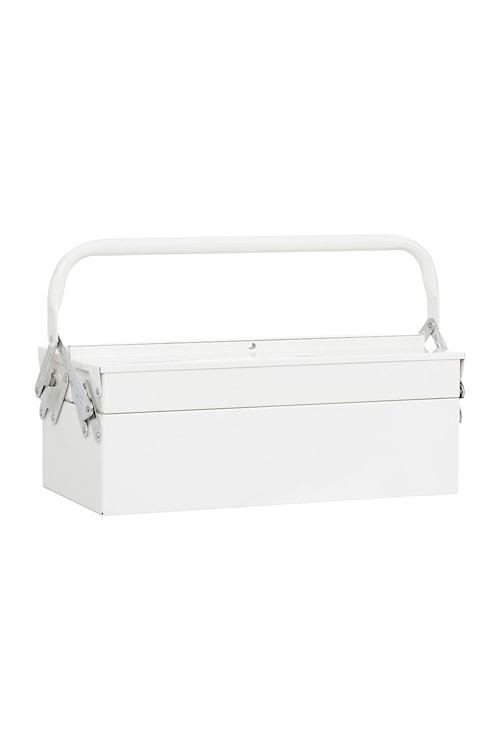 Værktøjskasse Tool 42 cm - Hvid