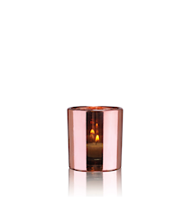 Hurricane lamp - Rosé