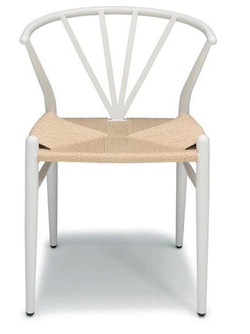 Delta stol – Vit