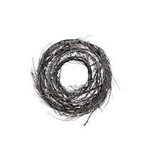 Krans Branch Ø 36 cm Mörkbrun