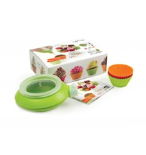 Cupcake kit (DecoMax + Muffinsforme)