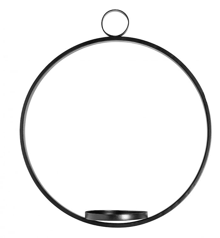 Kynttilänpidike Circle