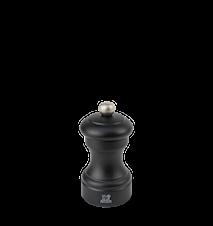 Bistro Pippurimylly Matta Musta 10 cm