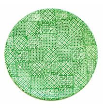 Tallrik Minerva Ø27,5cm, grön