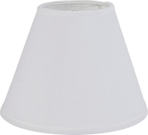 Svea Lampeskærm Bas Hvid 21 cm