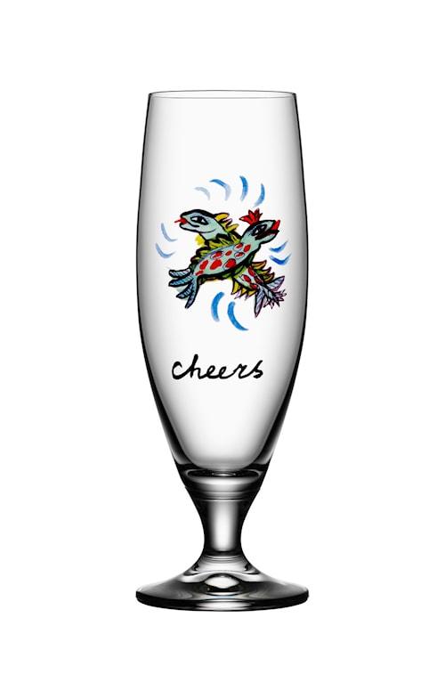 Friendship Cheers Ölglas 45 cl