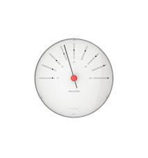 Arne Jacobsen Bankers Hygrometer, Ø12 cm