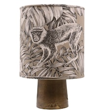 Bordlampe Icon Inkl Monkey Beige