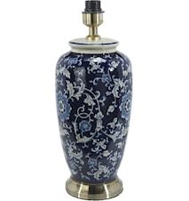 Li Jing Lampefod Mørkeblå 49cm