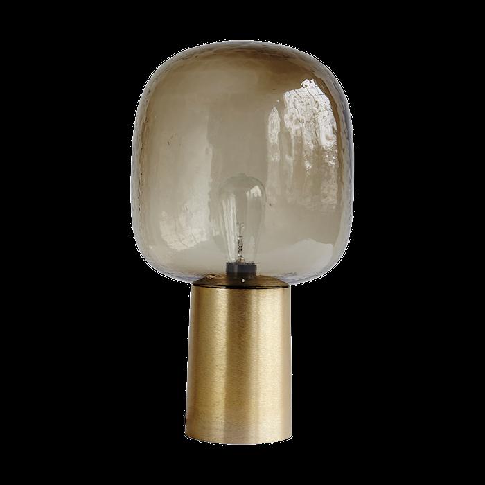 Note lampe Grå/Messing 28 cm