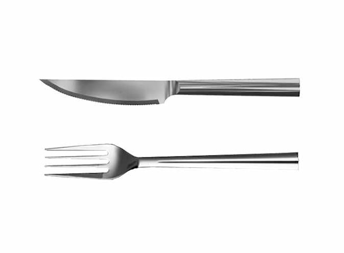 Grand Cru Grillbestick stål 2 set
