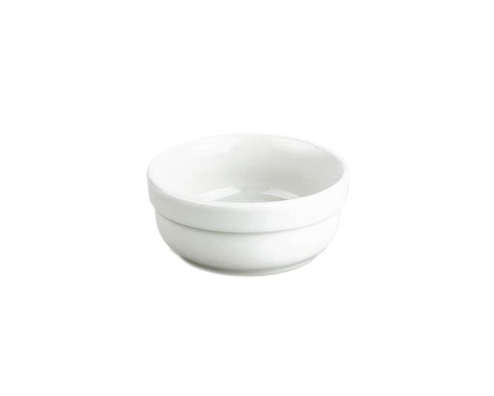 Skål mini hvit, 7 cl Ø 7,5 cm