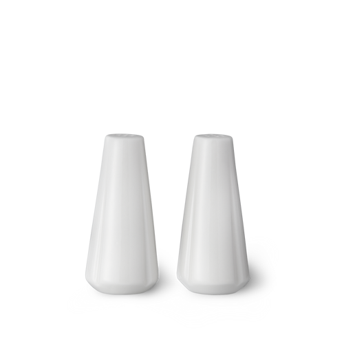 Grand Cru Salt- och pepparset H10 vit 1 set