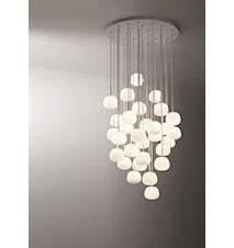 Mochi cluster taglampe – 30 st