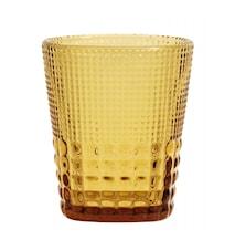 Drikkeglas col. amber