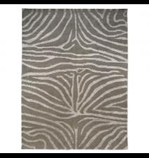 Zebra Matta Beige/Vit 170x230 cm