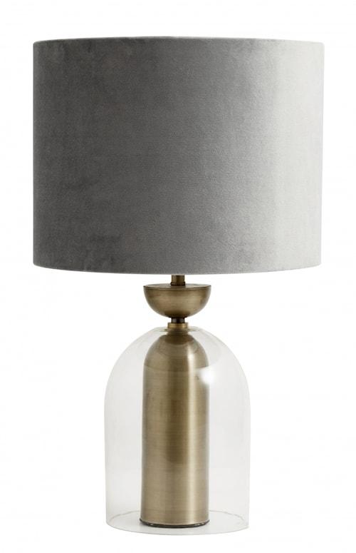 Lampskärm Velvet - Grey