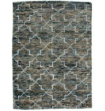 Safir matta – Blå