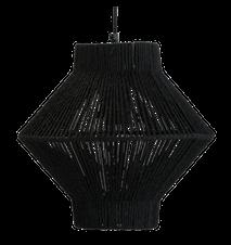 Pendant lamp w/ tassels