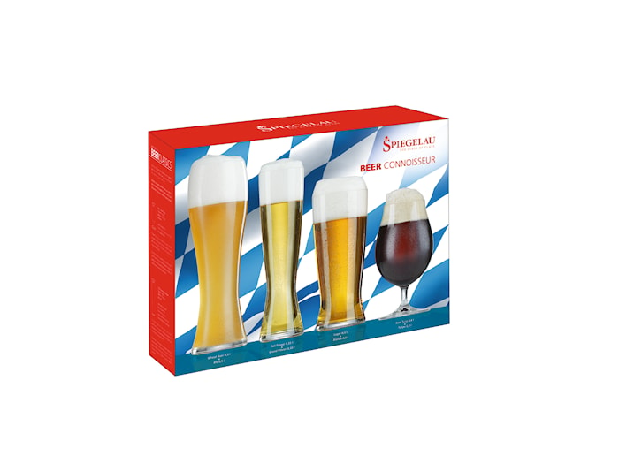 Beer Classic Connoisseur 4 pk