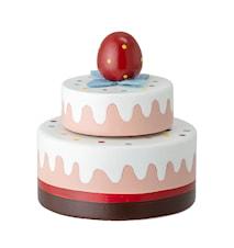 Leklåda Tårta Multi-color