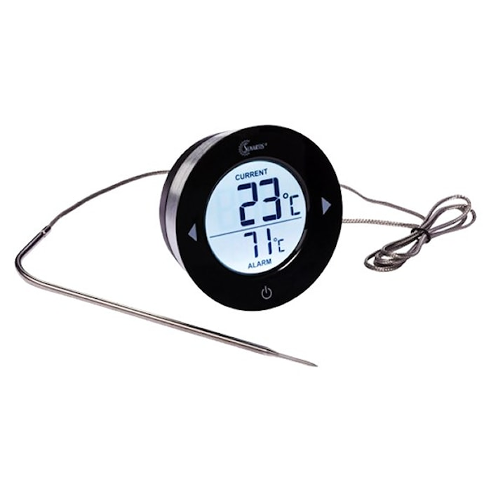 Digitalt ovnstermometer. –50 til +300 °C