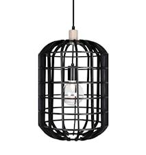 Crib pendel – Sort/Ask