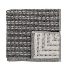 Handduk Cotton Black 140x70 cm