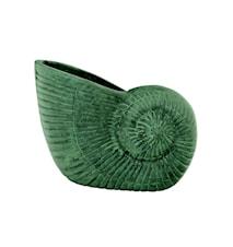 Skål i form av snäcka 13 cm