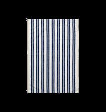 Hale Kökshandduk Off-White/Blue