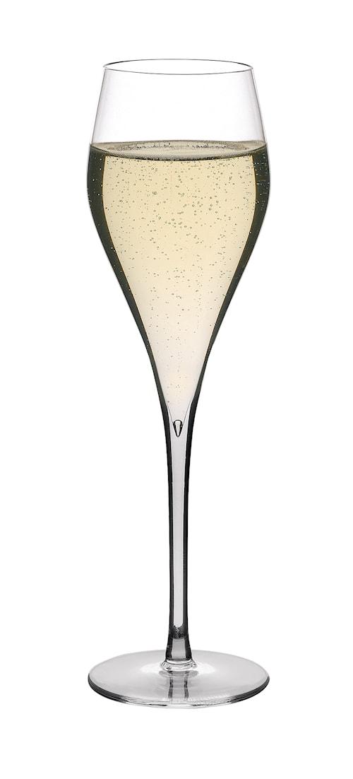 Esprit Champagneglas 4-pack