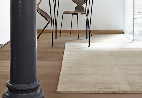 Earth Bamboo Soft grey Matta - 170x240