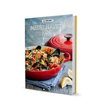 Middelhavets kjøkken - med en touch av Le Creuset 19,5x25 cm