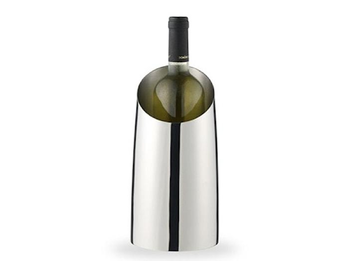 Viini- & Samppanjajäähdytin, teräs