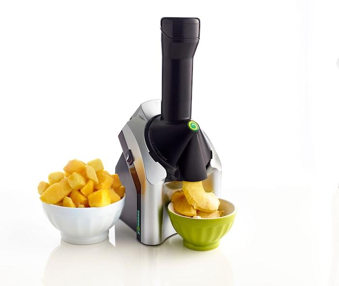 Yonanas sorbet ismaskine til frosne bær og frugter