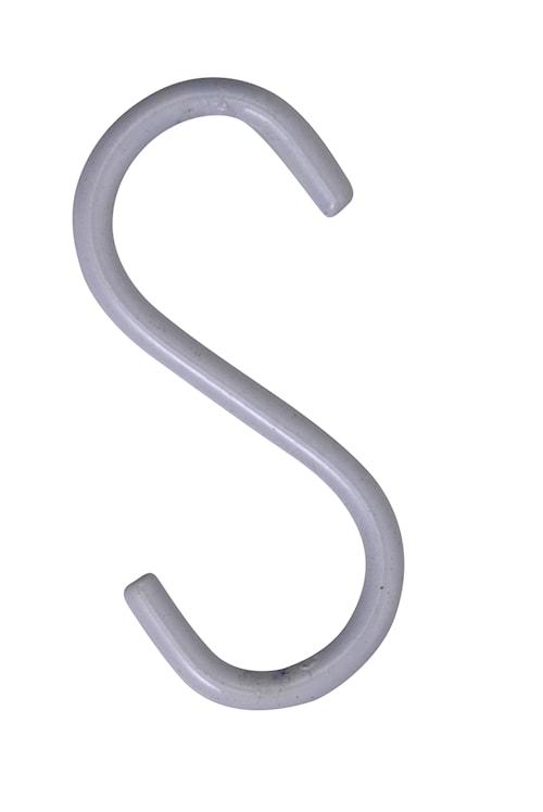 Krok 6, 5 x 3 cm - Hvit