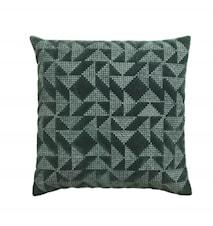 Kuddfodral Geometric Velvet