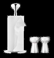 Alf Köksrullehållare och Salt- och Peppar