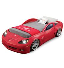 Corvette säng med strålkastare