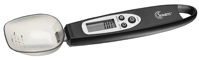 Digital vekt 0,1–300 gram
