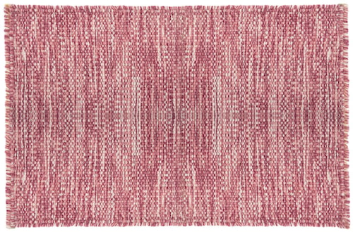 Eden pastell matta rosa – 135x195